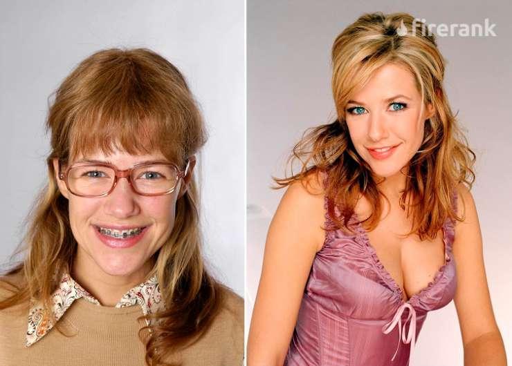 Alexandra Neldel (Elisabeth « Lisa » Plenske : Le Destin de Lisa) dans Quelles sont ces actrices moches dans une série qui sont les plus belles en réalité ?