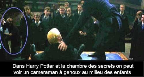 Top 12 des pires erreurs rep r es dans le film de harry - Harry potter et la chambre des secrets torrent ...