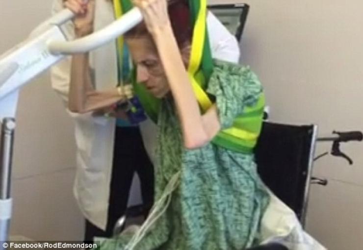 20 kg pour 1m70 cette courageuse femme de 37 ans r ussit vaincre son anorexie voyez quoi - 1m70 en pied ...
