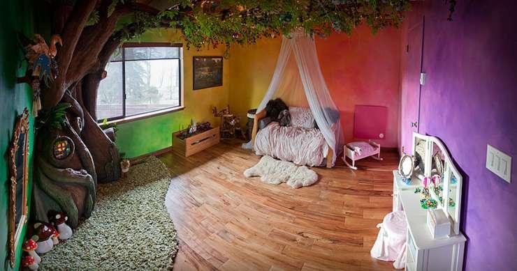 Chambre Vert Jaune Rouge - Amazing Home Ideas - freetattoosdesign.us