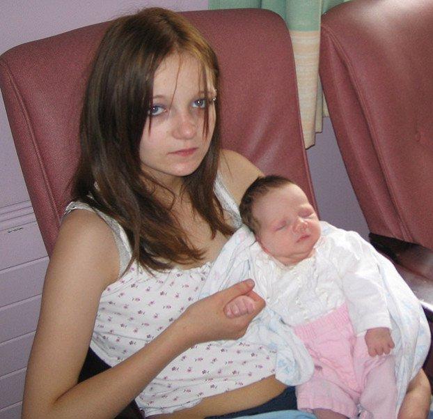 Combien d'adolescentes tombent enceintes